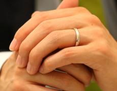 男性の為の指輪選び